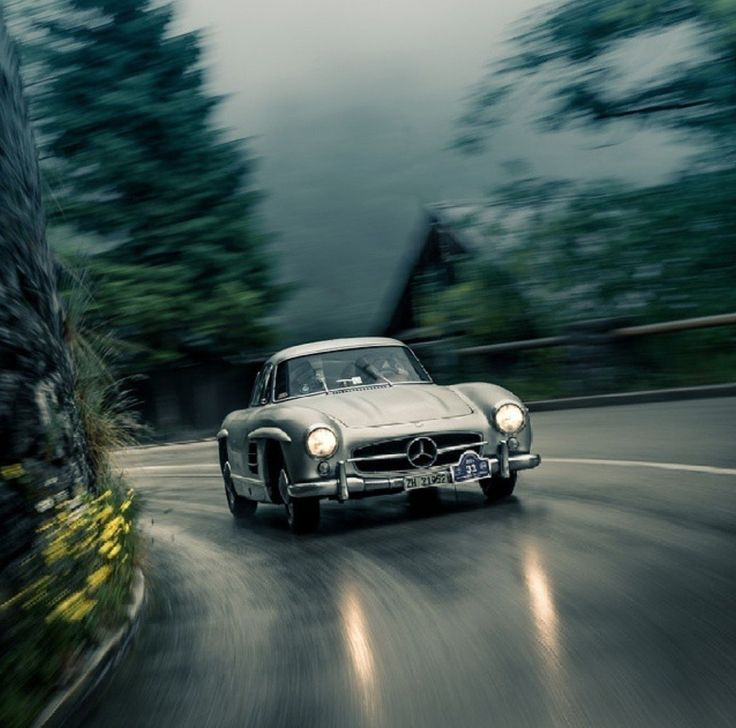 Chasing Classic Cars Mercedes Gullwing