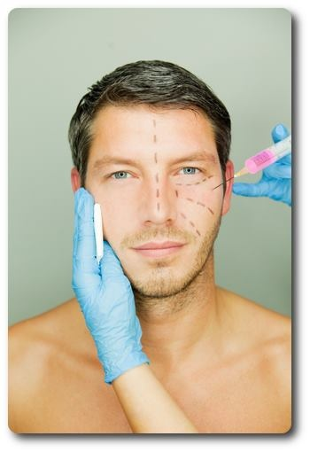 Cosmetic Treatments and Surgery Increasing in Men and the Alternative to Facelifts.