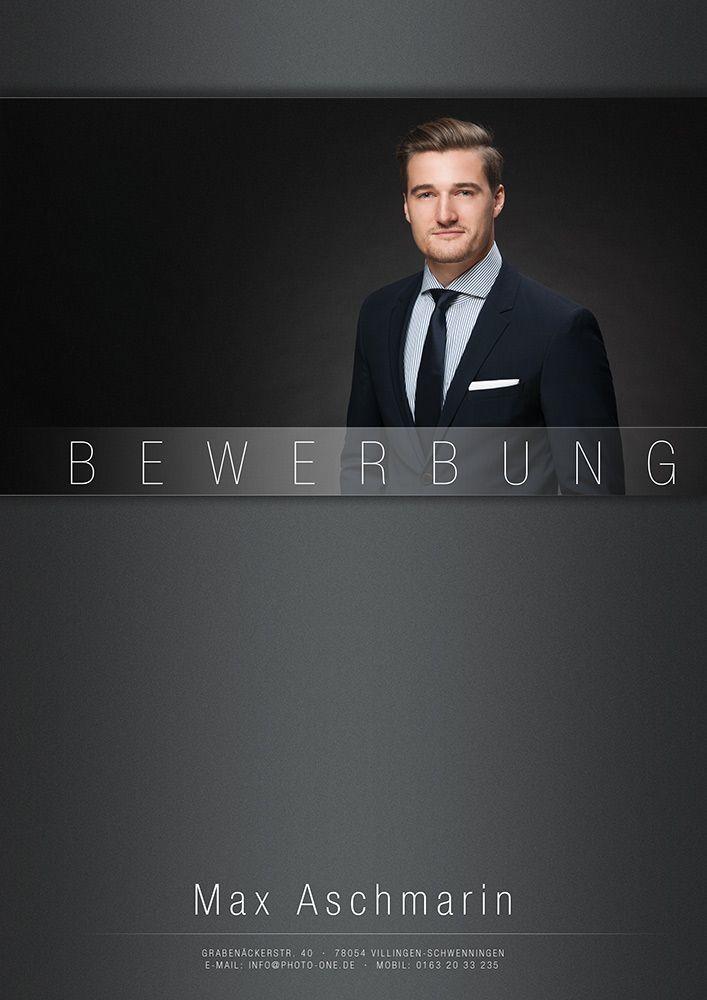 Bewerbungsbilder Deckblätter Photo One Personal Branding