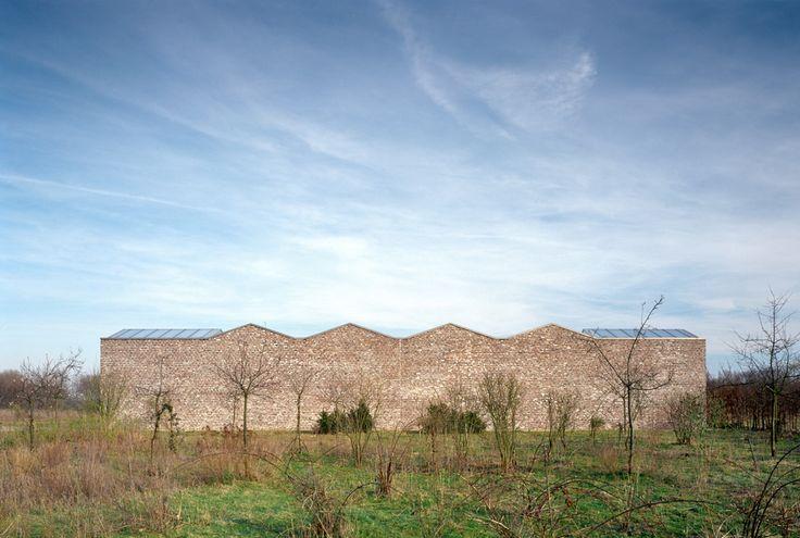 Museum Insel Hombroich; 12erGalerie Architektur: Erwin Heerich