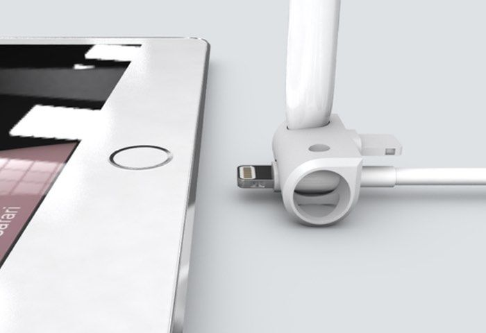 Apple Pencil, iPad Pro Stylus Pen Holder Unveiled (video)