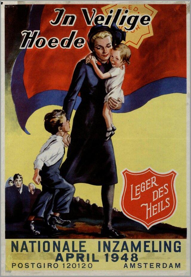 Voor het Leger Des Heils 1948