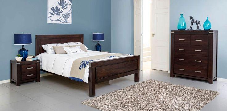 Augusta Bed | Rochester Furniture