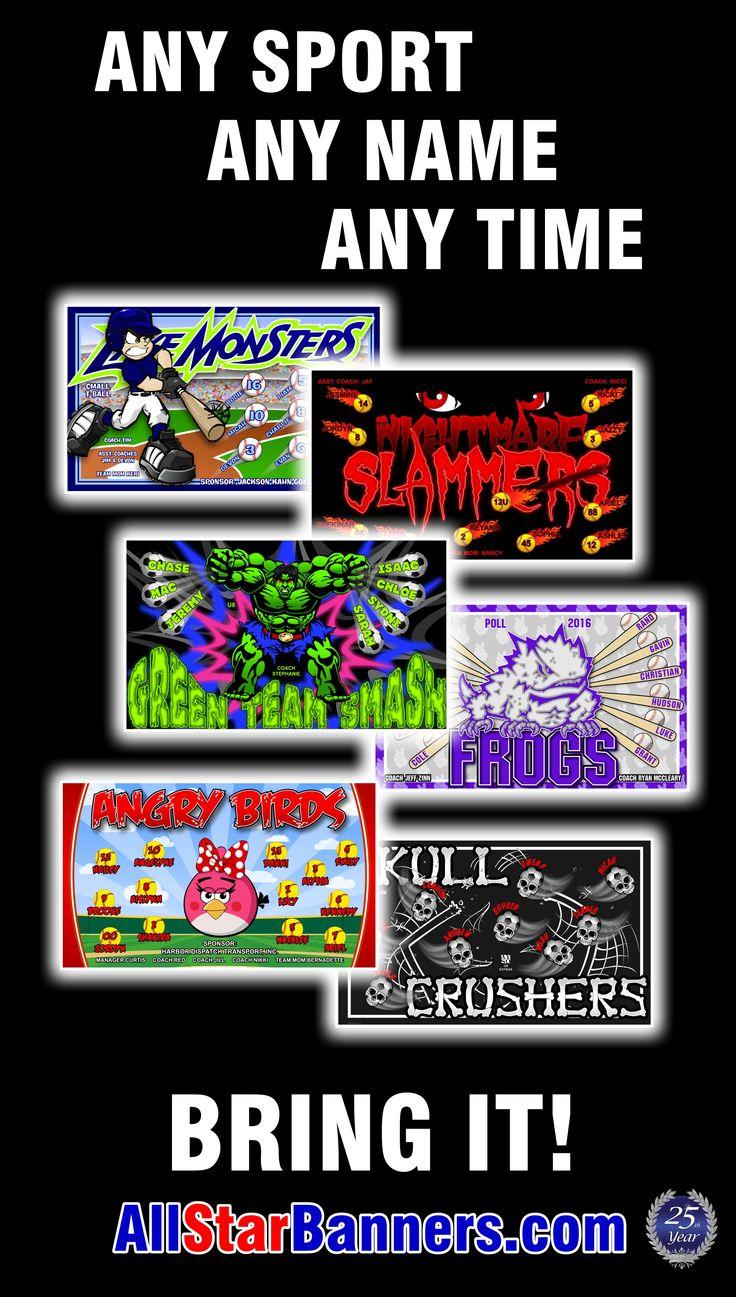30 best Softball Banner Design Ideas images on Pinterest   Banner ...
