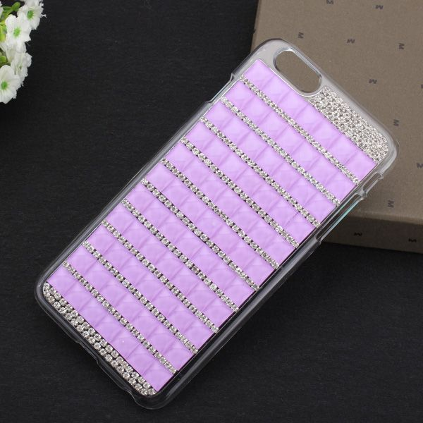 Sale 11% (4.63$) - Hot Luxury Bling Crystal Rhinestone Cover Case For iPhone 6