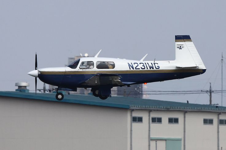 """Picture of Maggie, taken by a planespotter in Nagoya/Japan. Around the world in 80 days with a small airplane. Book of Johannes Burges: """"360 Grad westwärts - Im Propellerflugzeug in 80 Tagen um die Welt"""" http://360grad.burges.de/planespotter"""