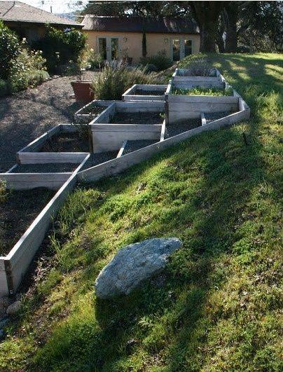 vignette design: Design Bucket List #3:  Design a Beautiful Raised Bed Vegetable Garden Good.