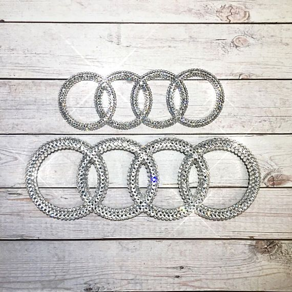 Bling car emblem sparkly auto emblems bling auto parts