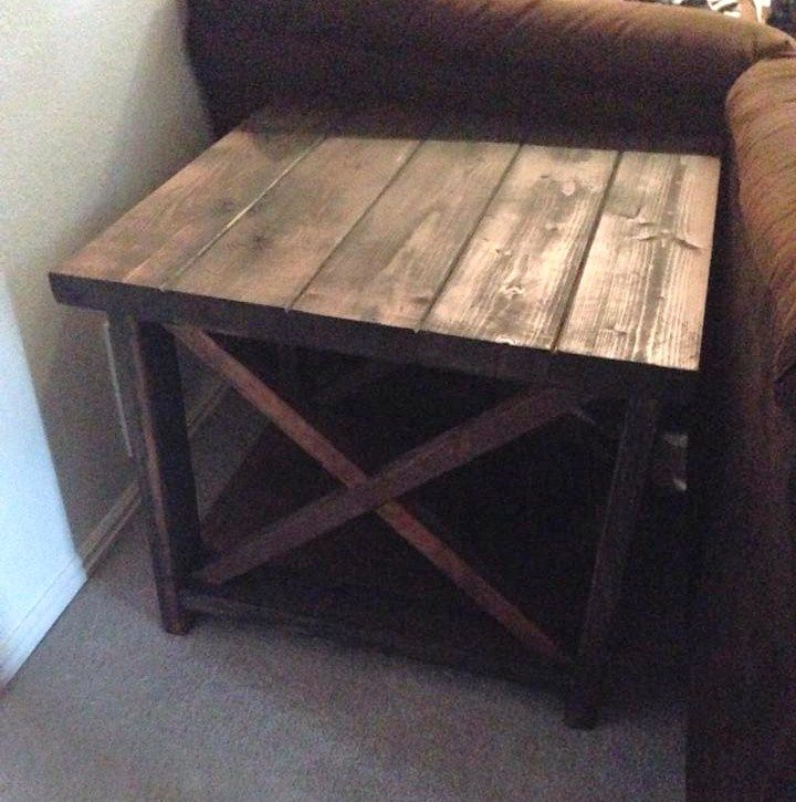 1000 Ideas About Rustic End Tables On Pinterest: 1000+ Ideas About Coffee And End Tables On Pinterest