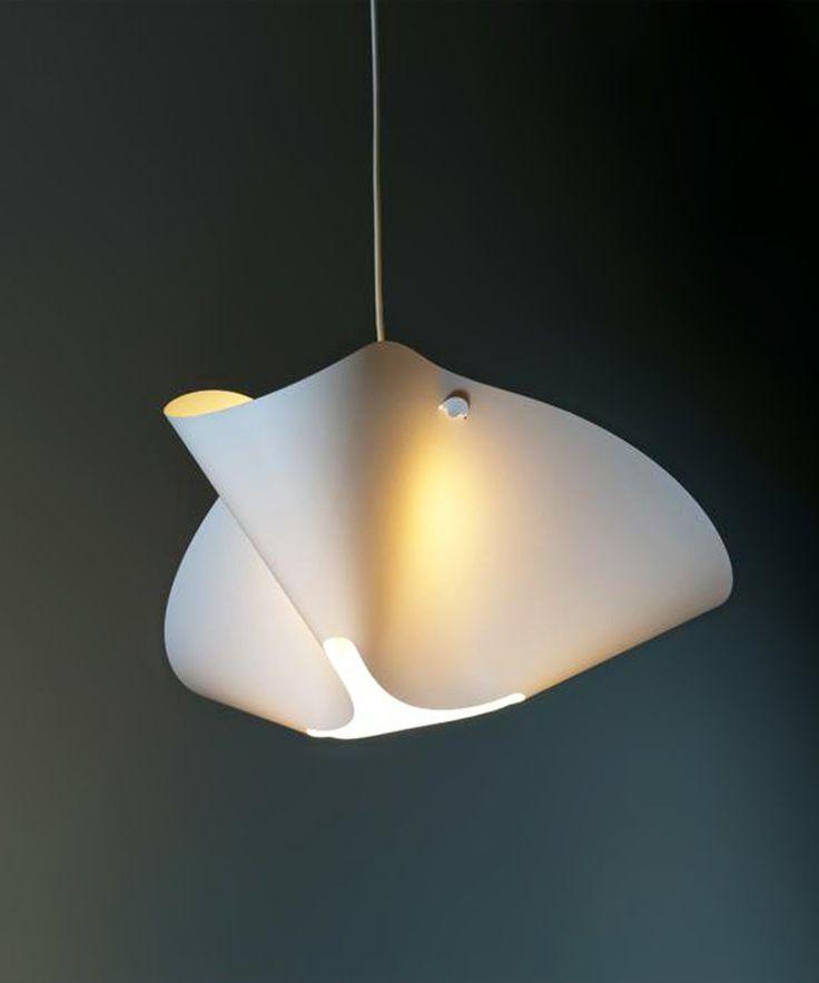 White 360 Lamp   Dotandbo.com