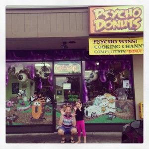 Restaurant Review: Crazy About San Jose's Psycho Donuts