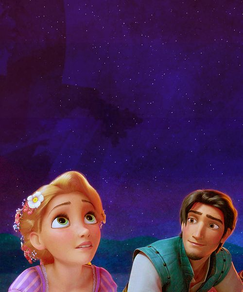 I wanna find someone who will look at me the way Flynn looks at Rapunzel