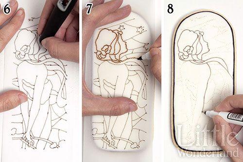 Tutorial: Galletas vidriera | Stained glass cookies tutorial