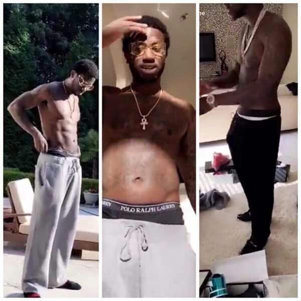Gucci mane nude pics
