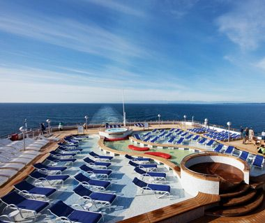 The Best of Large Ship Cruiselines as voted for by Travel&Leisure Magazine