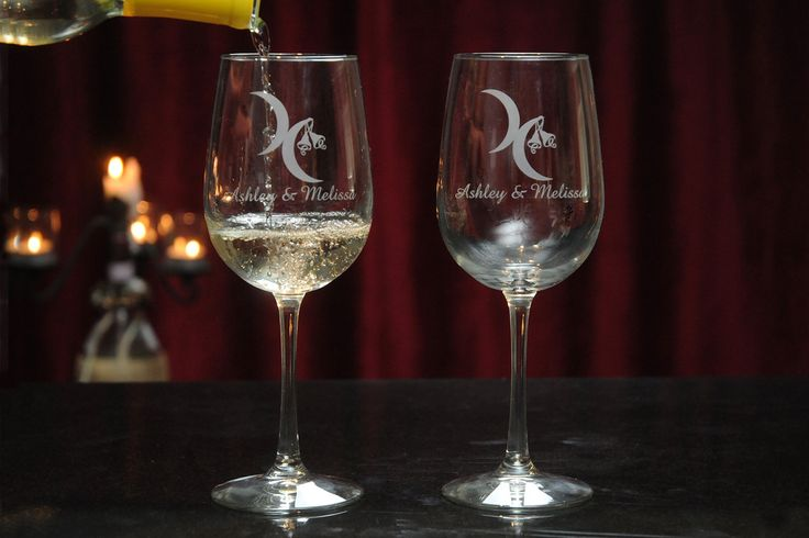 """Specializing in personalized gifts for the LGBT community! We create personalized glassware wine glasses, steins, engraved beer glasses and much more for LGBT events such as gay weddings or simply just to say, """"I love you""""."""