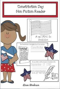 This is a picture of Trust Kid Friendly Constitution Printable