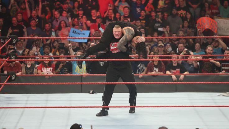 Comeback nach Klatsche - Brock Lesnar hatte richtig schlechte Laune