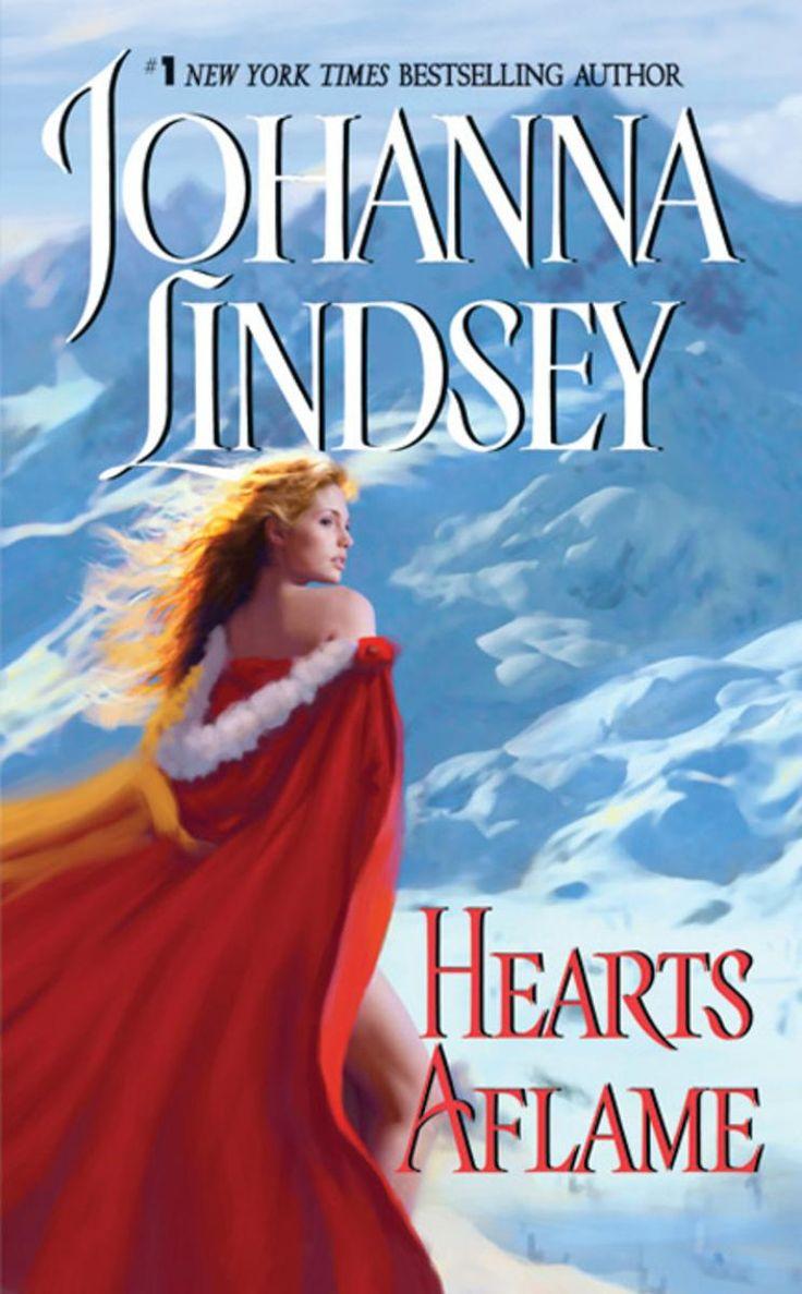 Johanna Lindsey Hearts Aflame / awordfromJoJo