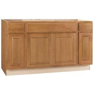 Best Hampton Bay 60X34 5X24 In Hampton Sink Base Cabinet In 400 x 300
