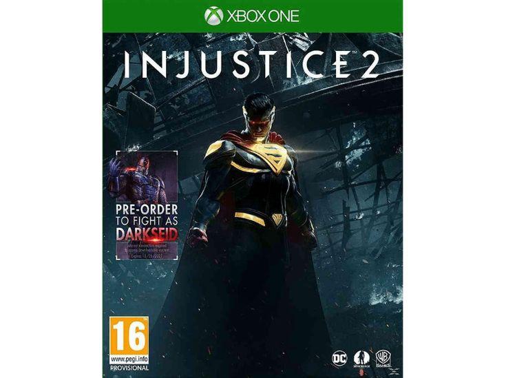 génial WARNER SW Injustice 2 Xbox One chez Media Markt