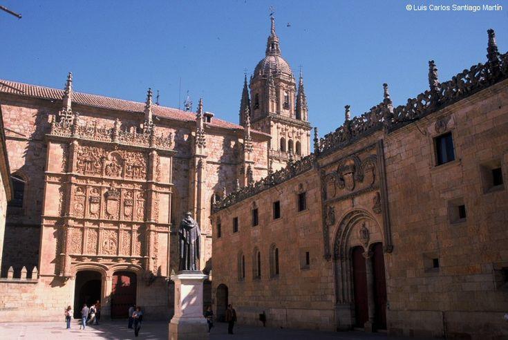 Salamanca y su legendaria Universidad - Siente Salamanca