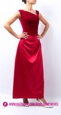 Robe de mariée PRONUPTIA Rouge, bordeaux