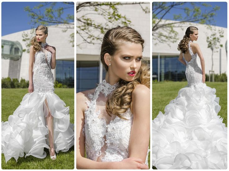 Gorgeous Maria Karin Couture dress from 2015 collection.  www.mkarin.com  Be the first to reveal Maria Karin´s secret...