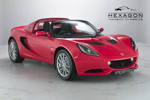 Lotus Elise 1.6 VVT-i 2dr For Sale (2015)  425.000 kr