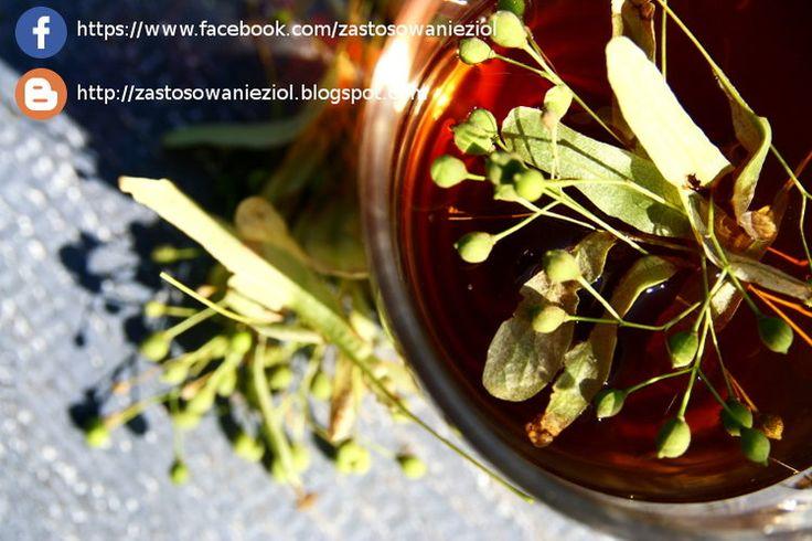 DIY Herbatka z owoców lipy na problemy skórne i przeziębienie
