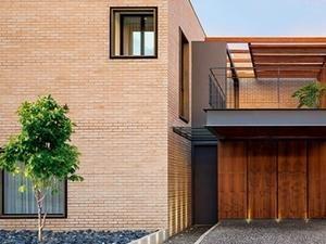 Casa é construída com tijolos aparentes e estrutura metálica - Estilo de vida - UOL Estilo de vida