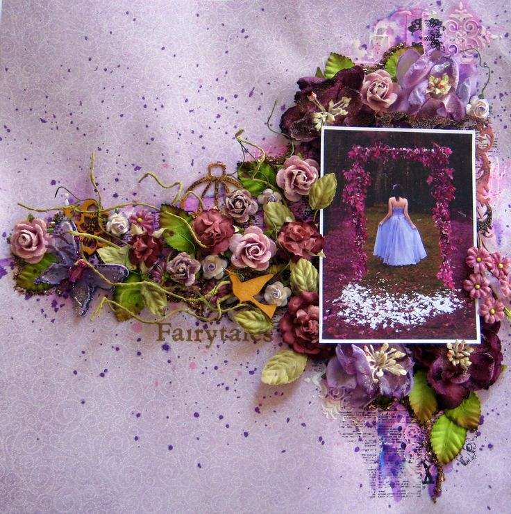 Mary's Crafty Moments: Fairytales