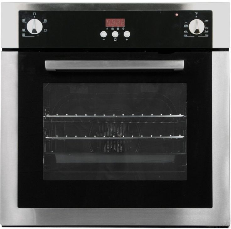 """Cosmo 24"""" Convection Electric Single Wall Oven"""