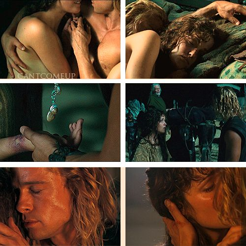 Whole troy sex scene in picture