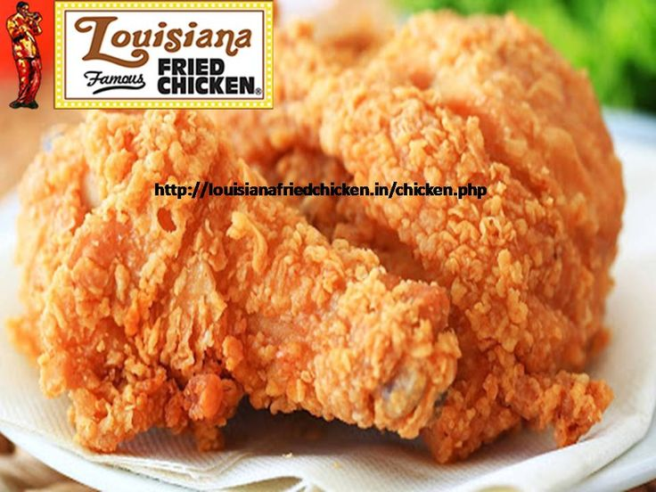 Louisiana Fried Chicken-We are Providing Great Opportunity for Entrepreneurs with Quick Service Restaurant Experience to Establish & Operate their Own LFC Stores