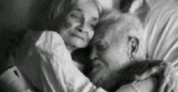 ΘΑ ΔΑΚΡΥΣΕΤΕ: Ζήτησαν από έναν ηλικιωμένο να μιλήσει για την γυναίκα του… Η απάντηση του πάγωσε όσους τον άκουσαν!
