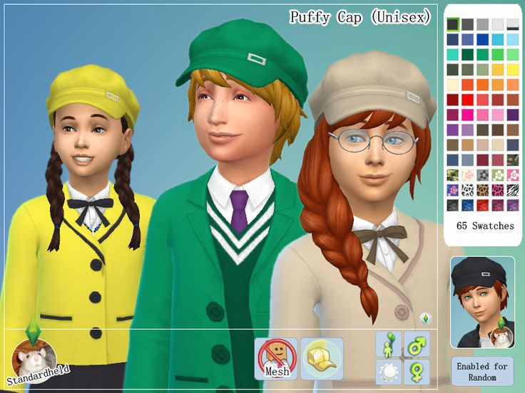 School Uniform Scouts At Bad Romance Via Sims – Dibujos Para Colorear