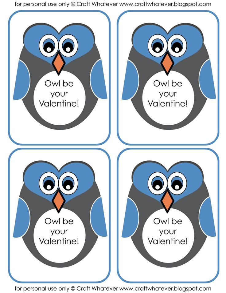Tongue Twisters Printable Valentines Day