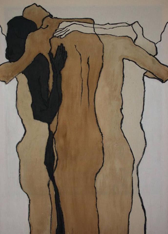 'Embrace' - Betty Ritschel