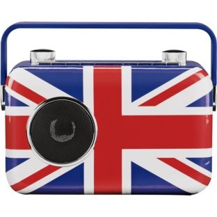 Buy Bush DAB Radio - Union Jack at Argos.co.uk - Your Online Shop for Home audio, Limited stock Technology.