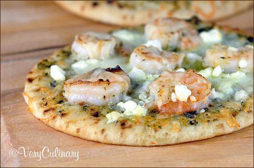 ... on Pinterest | Pesto pizza, Zucchini fritters and Roasted garlic