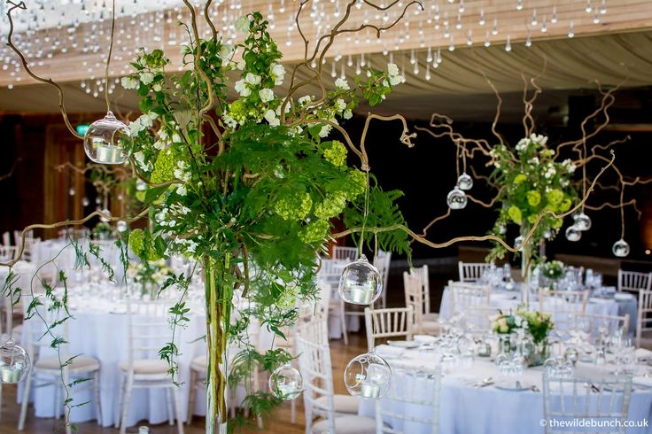 Going 'Wilde' with The Wilde Bunch. Pushing the boundaries  of innovative wedding design and room styling at top Gloucester venue Elmore Court. Visit our site to see more of our ground-breaking designs http://www.thewildebunch.co.uk/