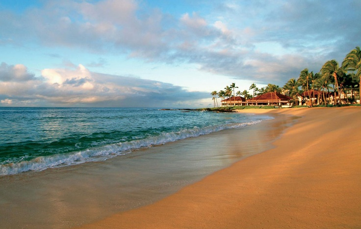 Sink your toes into the pristine, white sand at Poipu Beach. Stay at Sheraton Kauai Resort, one of the most luxurious Kauai Poipu hotels, to enjoy this award winning beach.