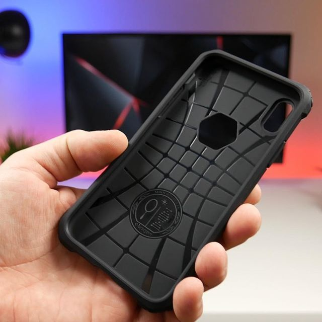 new product 26814 fb88b Check out my #Spigen Rugged Armor Extra case review on YouTube (link ...