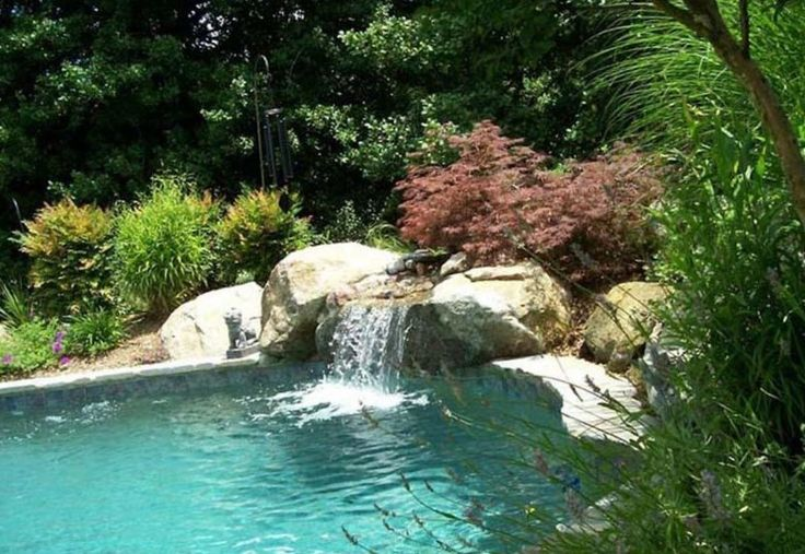 Natural Swimming Pool Designs With Exquisite Ideas Swimming Pools