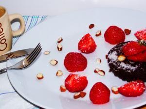 Chocolate bowl cake • Hellocoton.fr