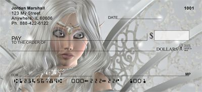 Mystical Fairies Checks