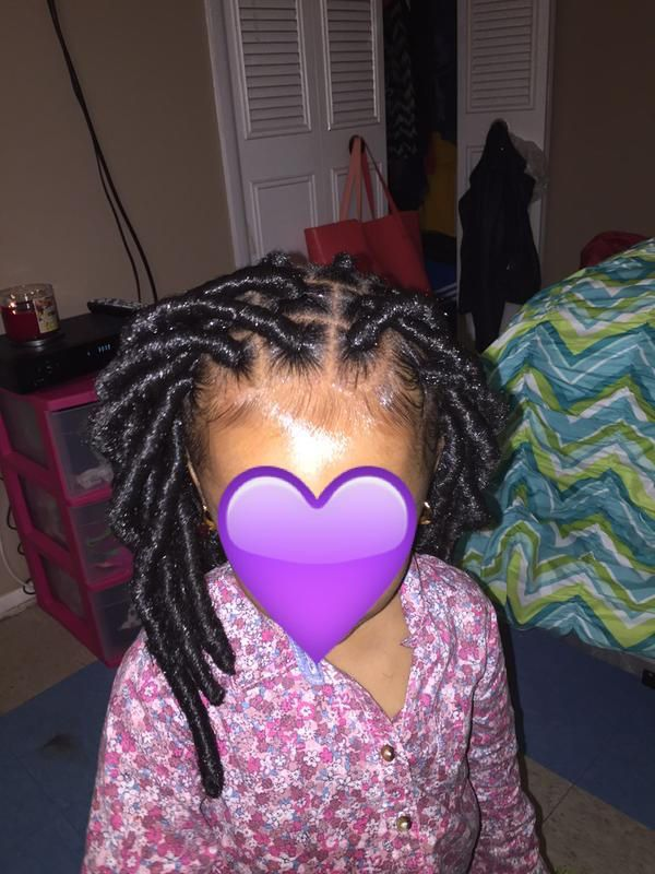 Toddler In Faux Locs Sparks Twitter Debate Black Hair