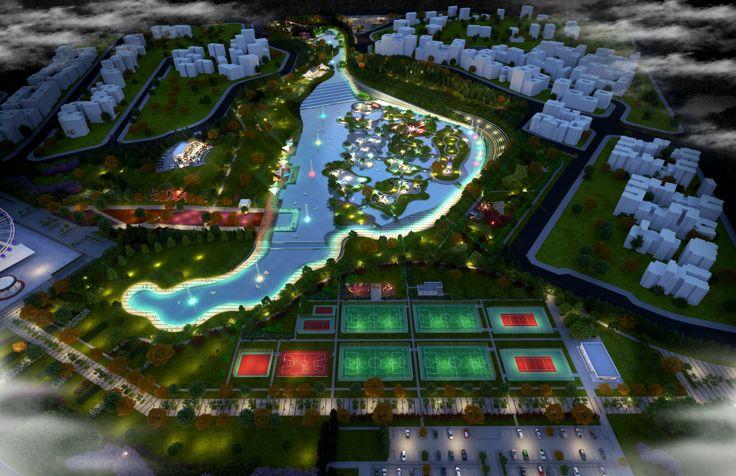 Batıkent kent parkı