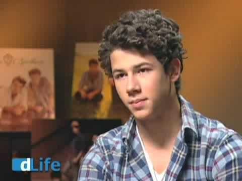 Type 1 Diabetes - Nick Jonas talks about Diabetes with Dlife (part 1)